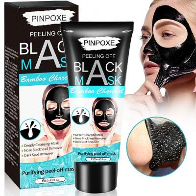 Pinpoxe Black Mask
