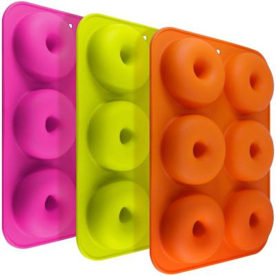 Fineg Ood Fg Molds 3 3 Pack Silicone Donut